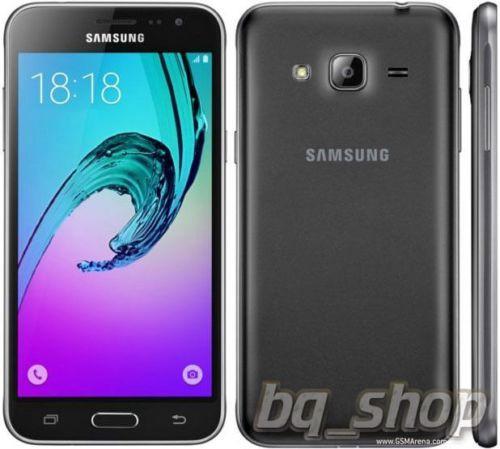 Samsung Galaxy J3 (2016) J320 Black 8GB 8MP 5 0'' Android