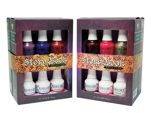 STORY BOOK COLLECTION (549 - 554)
