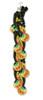 Clip Strip of Tennis Ball Tugs 10 Per Clip Strip