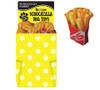 Dump Bin of Scoochzilla Doggie Fries 60 Pieces