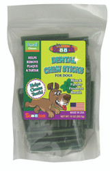 10 Ounce Mr. Scooch Mint Dental Chews Small