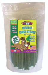 10 Ounce Mr. Scooch Mint Dental Chews Large
