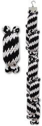 Clip Strip of Small Super Scooch Rope Squeaker Men 9 Per Clip Strip