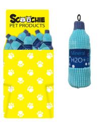 Dump Bin Of Eco Friendly Squeaker Water Bottle Toys 50 Pieces