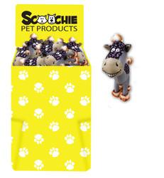 Dump Bin Plush 12 Inch Joke A Dot Horses 60 Pieces