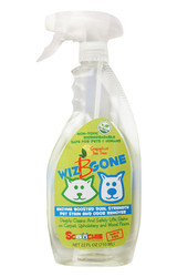 22 Ounce Wiz B Gone Stain and Odor Remover For Carpet and Upholstery