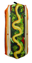 7 Inch Scoochzilla Tough  Hot dog