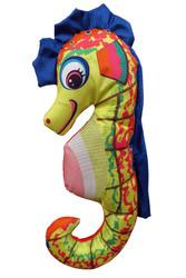 17 Inch  Plush Suzy Sea Horse