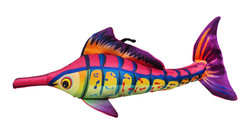 14 Inch  Plush Carlie Fish