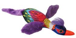 19 Inch Mardi Gras Bird
