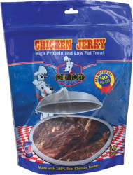 1 Pound Chef Toby Brazilian Chicken Jerky