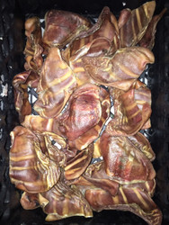 100 Pack Pig Ears Bulk In a Box - 60 boxes per pallet