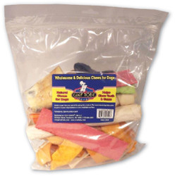 2 Pound Assorted Dog Chews