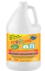 Gallon Poop B Gone Stain and Odor Remover For Carpet and Upholstery