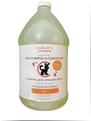 Copy of Carlies Ultra Premium Deoderizing Dog Shampoo