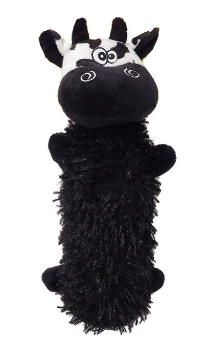 11 Inch Christopher Cow Water Bottle Toy