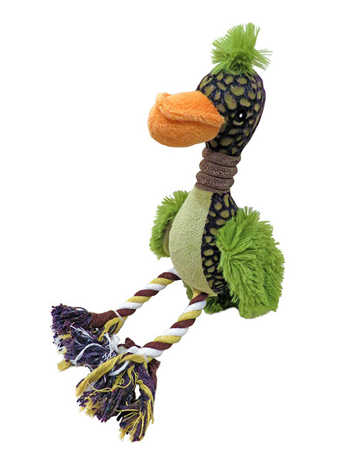 12 Inch Plush Fuzz Bird