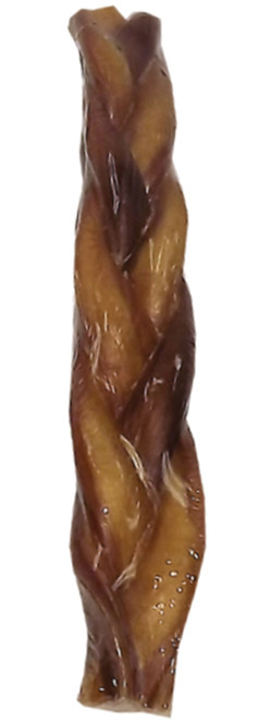 12 Inch Braided Bully Stick With UPC