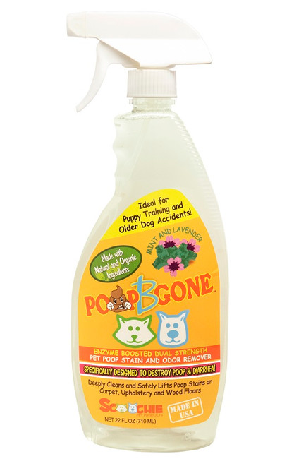 22 Ounce Poop B Gone Stain and Odor Remover