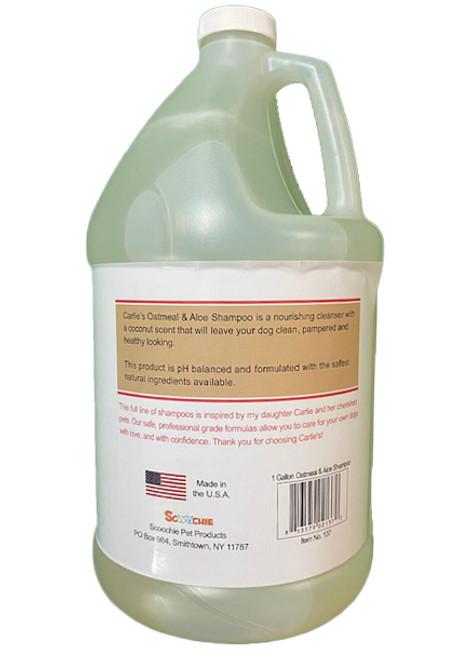 Carlies Ultra Premium Oatmeal & Aloe Shampoo