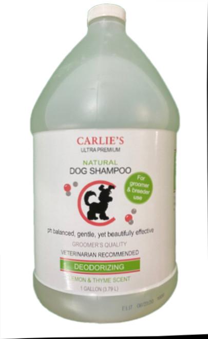 Carlies Ultra Premium Deoderizing Dog Shampoo