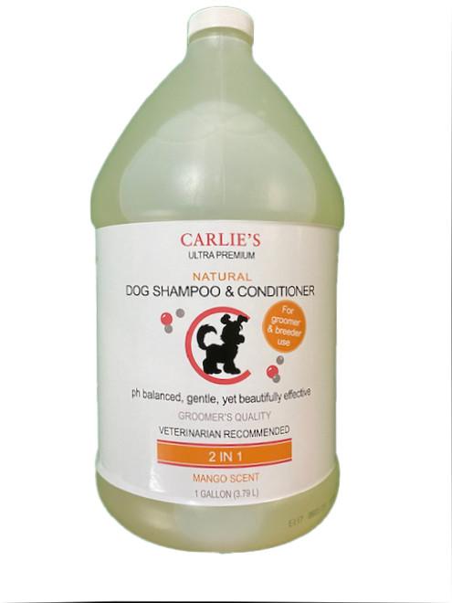 Copy of Carlies Ultra Premium Deoderizing Dog Shampoo
