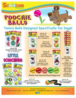Scooche Poochie Balls