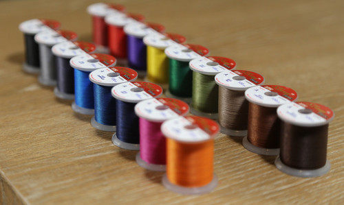 STWRAP Rod Wrapping Thread - Nylon 17 Color Complete Pack (100yd)