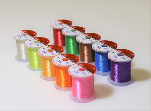 STWRAP Rod Wrapping Thread - Metallic Noble 10 Color Pack (20% off will be applied at check-out)