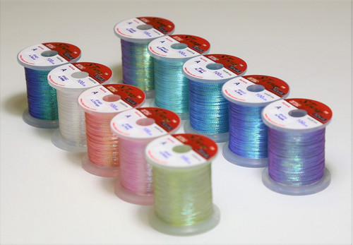 STWRAP Rod Wrapping Thread - Metallic Aurora 10 Color Pack (20% off will be applied at check-out)