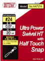 Half Touch Snap Swivel