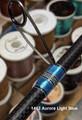 STWRAP Rod Wrapping Thread - Metallic Aurora