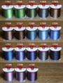 STWRAP Rod Wrapping Thread - Metallic Versa (Size B)