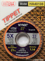 Nynix - Copolymer Fly Tippet (33yd)