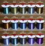 STWRAP Rod Wrapping Thread - Metallic Zebra