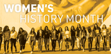 The Femme Tide Rising : Women's History Month