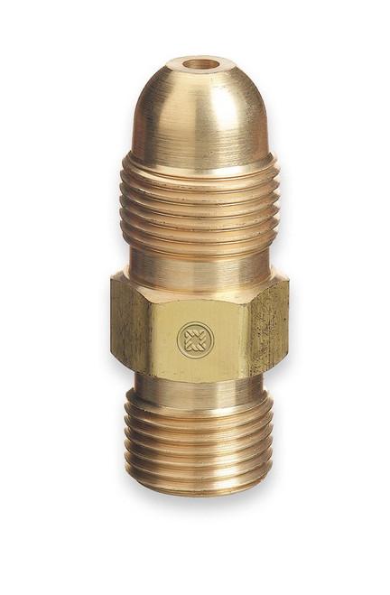 Western Nut 347-2 Nipple 347-3 Combo Pack for Air//High Pressure Brass Regulator