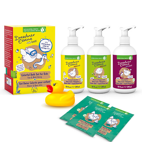 Kids' Favorites Bundle - get kids excited with our dirty birdie bath & body products!