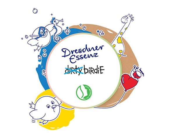 Dirty Birdie Brand Kids Bath Products by Dresdner Essenz