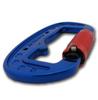 3 Ton Triple Safety Twist Lock Carabiners - 1 pair | Apco Aviation