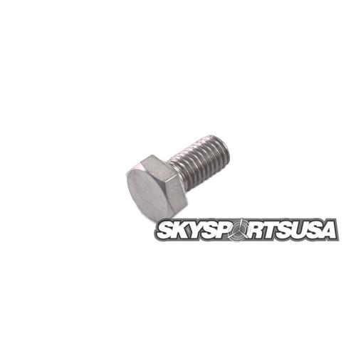 MF111 Titanium bolt 8 x 16 mm Te DIN 933 | Vittorazi Moster Factory