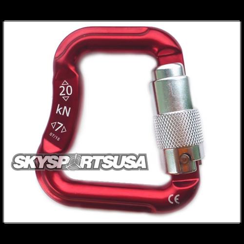 45 mm Twist Lock Carabiners - 1 pair | Dudek
