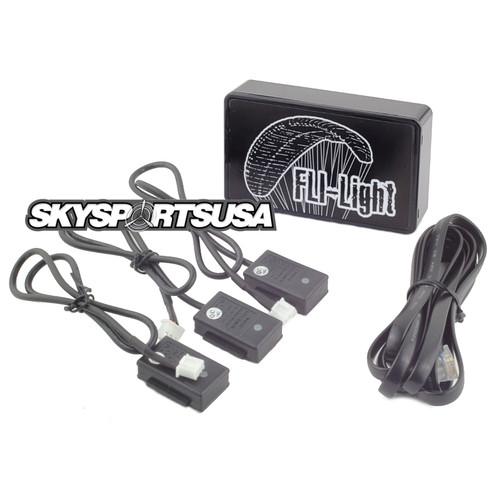 FLI-Light Electronic Fuel Gauge | SkySportsUSA
