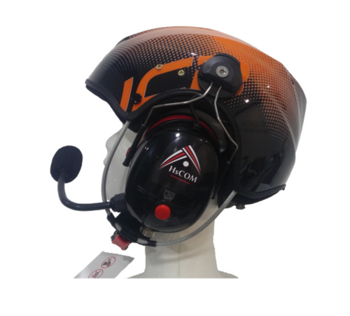 Headset w/ PTT to ***build your own*** PPG Helmet