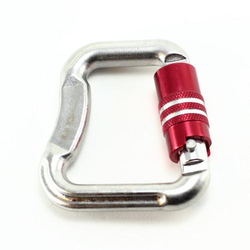 Stainless Steel Twist lock Carabiners - 1 pair | Apco Aviation