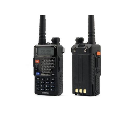BaoFeng UV-5R+ Plus Dual-Band 136-174/400-480 MHz Two-Way Radio