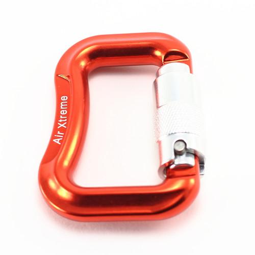 25mm Twist Lock Mini Carabiners - 1 pair | Apco Aviation