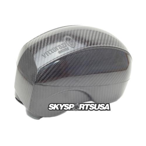 ACC061 Carbon Air-box  Silencer MY19 & 20' | Vittorazi Moster 185