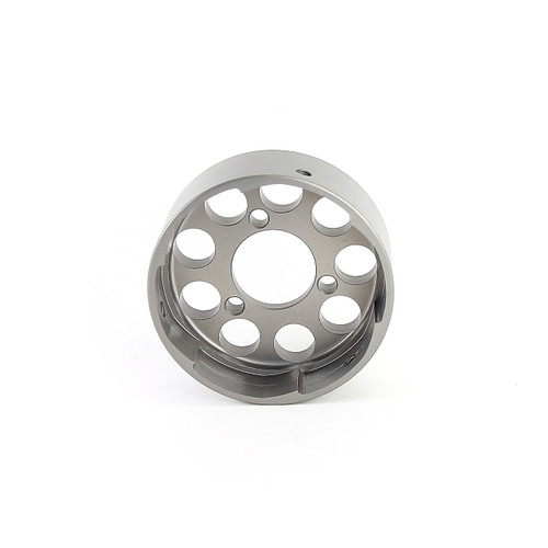 M038 Aluminum Toothed Pulley | Vittorazi Moster 185 Classic | Silent