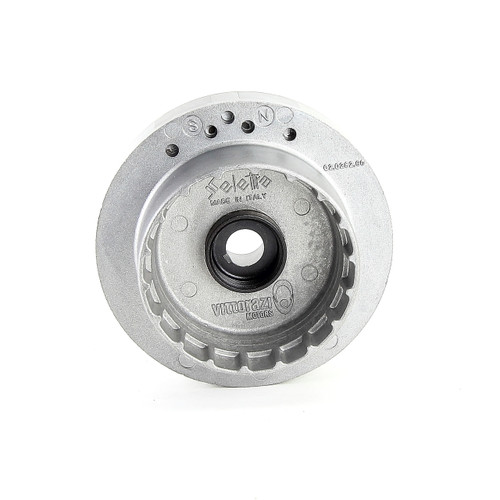 M034s FlyWheel Seletra with Aluminium Toothed Pulley | Vittorazi Moster 185 Plus | MY19